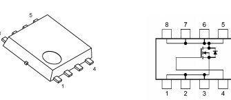 TPCA8064-H N-Channel MOSFET 30V 20A
