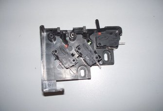 Блок микропереключателей  LATCH HOUSING  ASS'Y Bork W701