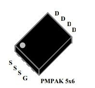 AP0203GMT N-Channel MOSFET 30V 155A