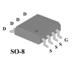 AP9410AGM-HF N-Channel MOSFET 30V 18A