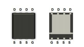 MDU1516 N-Channel MOSFET