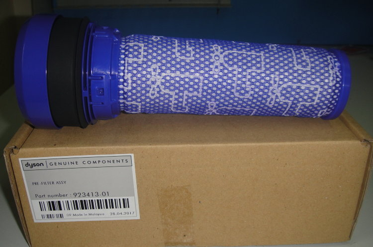 Dyson dc37 фильтр предмоторный купить щетки для пылесоса dyson dc08